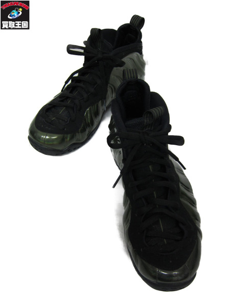 NIKE AIR FOAMPOSITE ONE カーキ 27.5cm【中古】