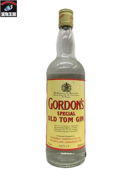 GORDON'S/SPECIAL OLD TOM JIN/スピリッツ/750ml【中古】