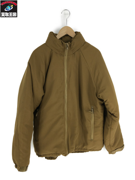 WILDTHINGS MILITARY PARKA EXTREME COLD WEATHER sizeS 【中古】