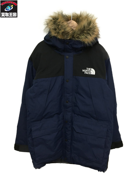 THE NORTH FACE/ND91835/MOUNTAIN DOWN COAT/XL【中古】