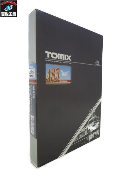 最新エルメス TOMIX A 485系特急電車 98639 JR 485系特急電車 しらさぎ A ※難有 しらさぎ【中古】, カドマシ:f5466363 --- canoncity.azurewebsites.net