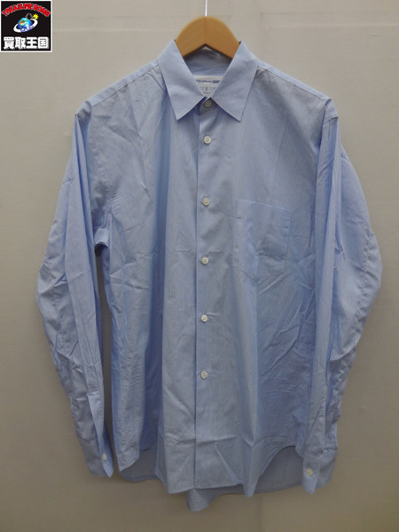 COMME des GARCONS SHIRT/コムデギャルソン・シャツ ストライプシャツ S【中古】