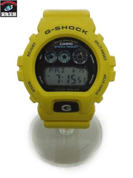 G-SHOCK G-6900A 黄 タフソーラー 黄【中古】