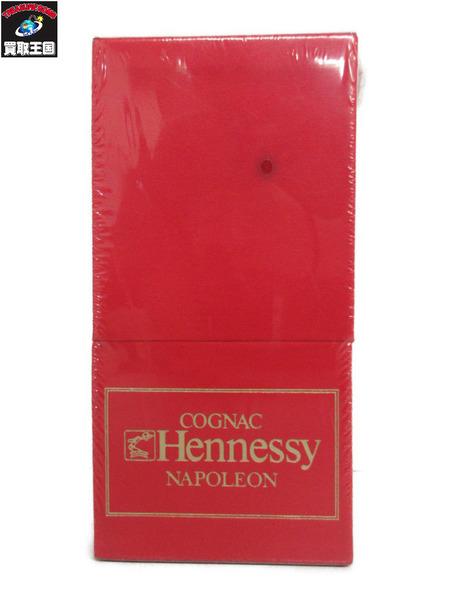 Hennessy ヘネシー/シルバートップ(赤箱) 700ml/40度【中古】