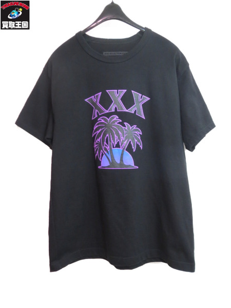 GOD SELECTION XXX BEACH Tee サイズ:L 【中古】