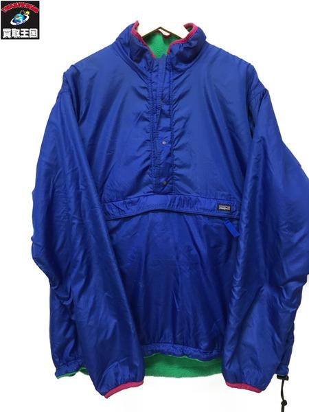patagonia グリセードジャケット リバーシブルプルオーバー(L) 29351 FA88【中古】