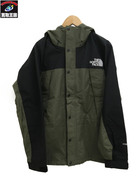 THE NORTH FACE Mountain Light Jacket サイズ(L)【中古】[▼]