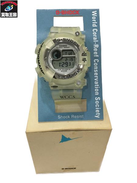CASIO G-SHOCK W.C.C.S. DW-8201WC FROGMAN フロッグマン クォーツ 腕時計【中古】[▼]