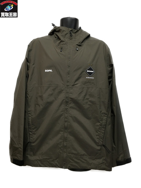 F.C.Real Bristol 19aw RAIN JACKET (XL)【中古】