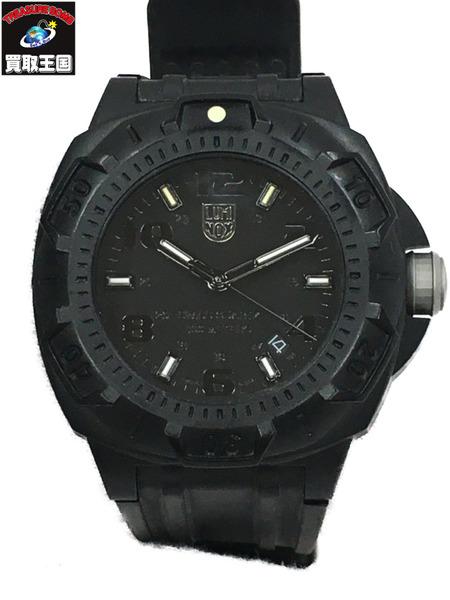 LUMINOX SERIES0200 オールブラック 腕時計【中古】