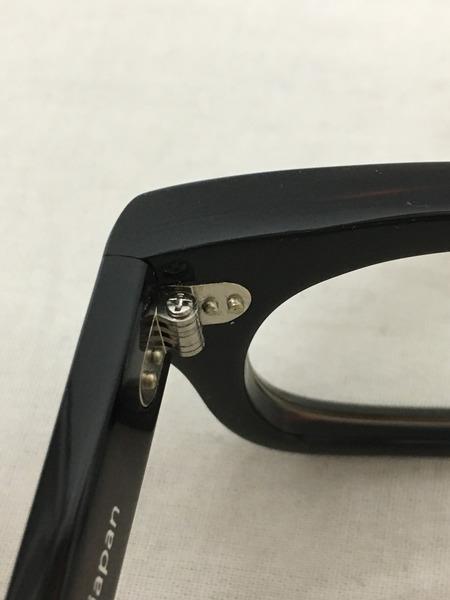 新品未使用 EFFECTOR 眼鏡 FUZZ 黒 ファズ