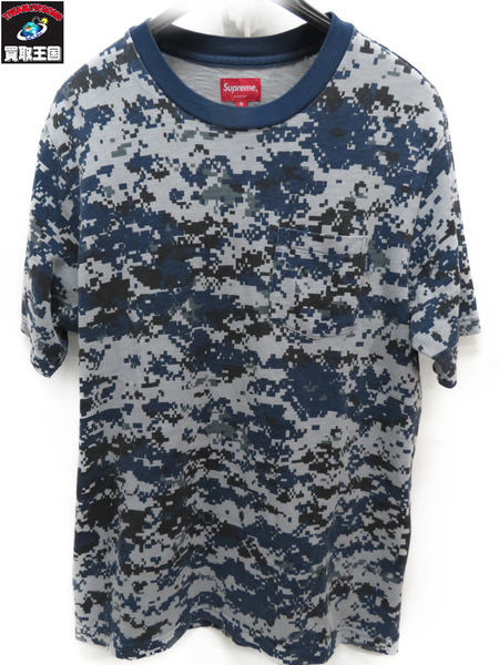 Supreme 17AW God Bless Plaid Flannel Shirt(M)【中古】