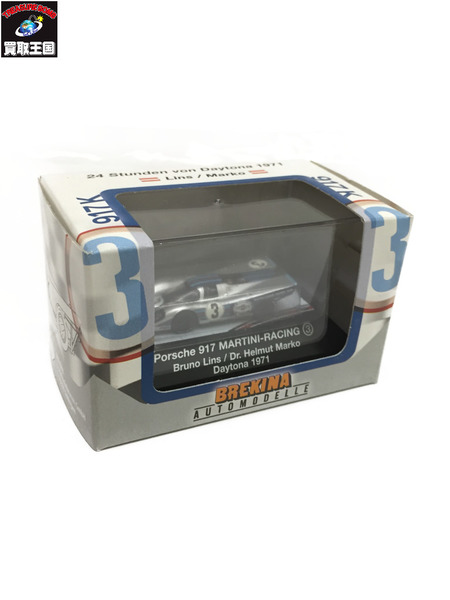 BREKINA 1/87 Porsche 917 MARTINI-RACING? 1971【中古】