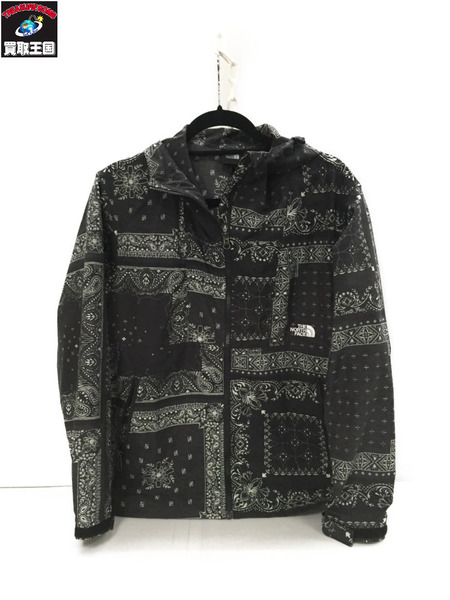 THE NORTH FACE NOVELTY COMPACT JACKET バンダナ (S)NP71535【中古】