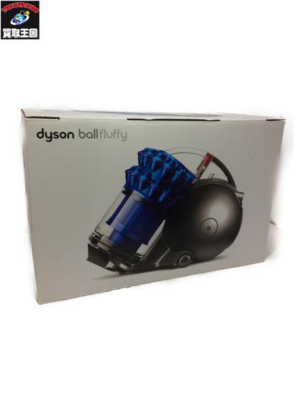 ダイソン Dyson Ball Fluffy ブルー/レッド CY24MH【中古】