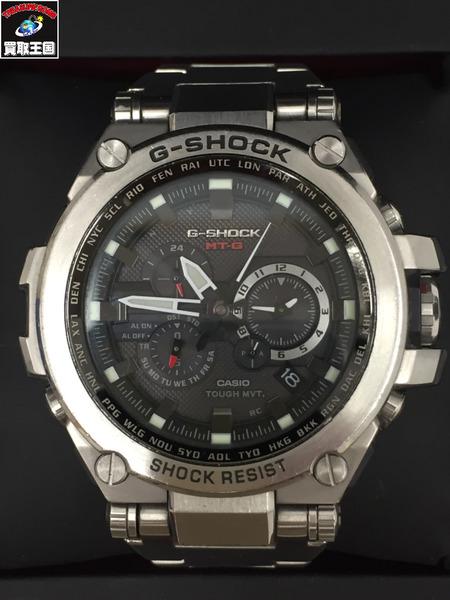 G-SHOCK 腕時計 G-SHOCK MTG-S1000D ソーラー 腕時計 ソーラー 黒×シルバー【中古】[▼], 子供服arbre:8206f24b --- officewill.xsrv.jp