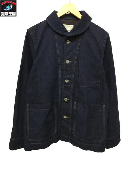 TROPHY CLOTHING デニムカバーオール (40)【中古】