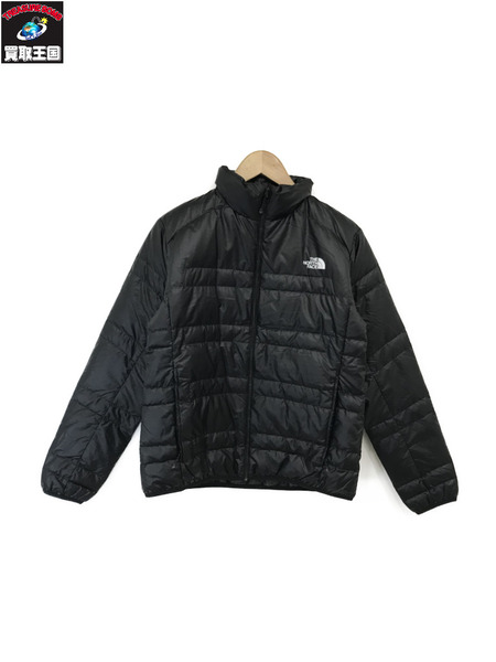 THE NORTH FACE ndw91701 Light Heat Jacket L【中古】