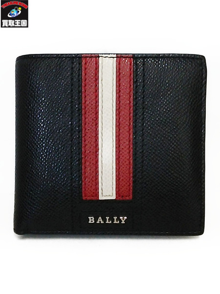 BALLY 2つ折り財布【中古】[値下]