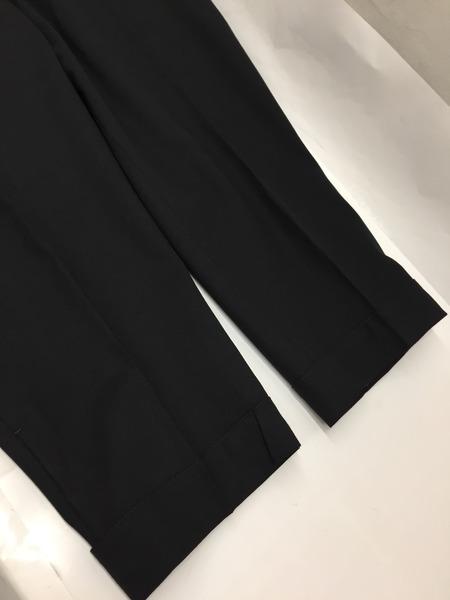 PRADA プラダ パンツ 黒 SIZE38A4LRj5