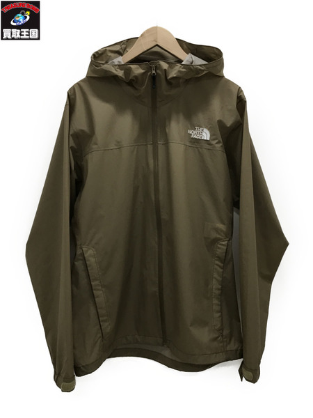 THE NORTH FACE NP11536 VENTURE JACKET ベージュ L【中古】