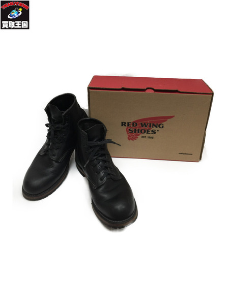 RED WING ベックマン 8 黒【中古】