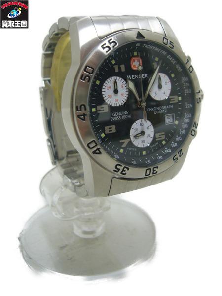 WENGER ウェンガー WENGER オフロード クロノグラフ クロノグラフ クォーツ腕時計【中古 オフロード】, FRANK 暮らしの道具:caf66063 --- officewill.xsrv.jp