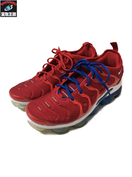 NIKE/924453-601/AIR VAPORMAX PLUS USA/27cm【中古】