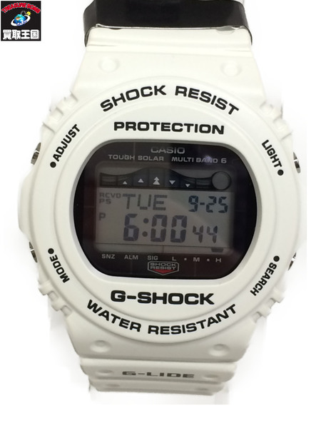 G-SHOCK GWX-5700CS-7JF G-LIDEソーラー【中古】