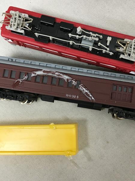 トミー ナインスケール ED75 客車 セット4R5A3jL