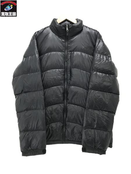 THE NORTH FACE アコンカグアダウンジャケット (XL) ブラック【中古】