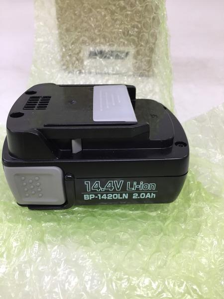未使用 IZUMI 泉精器 14.4V2.0Ahバッテリ BP-1420LN【中古】
