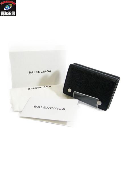 137eae87f8a2 Balenciaga/ミニウォレット/三つ折り財布【中古】 レディース財布 海外定番