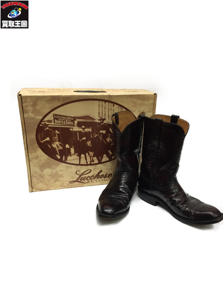 Lucchese FUNNY ウエスタンブーツ Size10【中古】[▼]