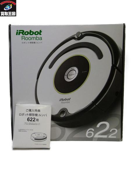 iRobot/ロボット掃除機/ルンバ/622/中古/R622060 14年製【中古】[値下], 高級筆記具のペンギャラリー報画堂:44c32241 --- gallery-rugdoll.com