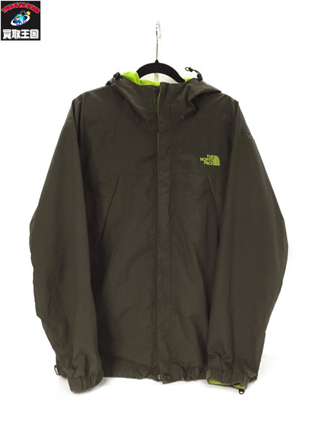 THE NORTH FACE SCOOP JACKET sizeXL【中古】