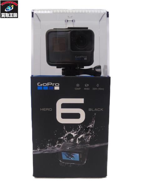 GoPro アクションカメラ HERO6 Black【中古】