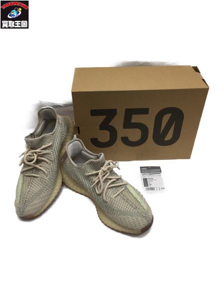 adidas YEEZY BOOST 350 V2 CITRIN/FW3042 ライトグリーン系 27cm【中古】