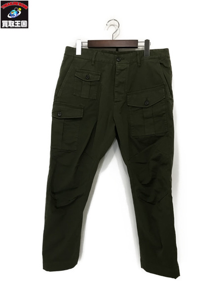 DSQUARED2/19SS SEXY CARGO FIT/S71KB0146/48【中古】[▼]