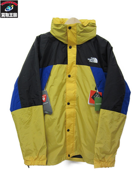 THE NORTH FACE XXX Triclimate JKT L 黄青黒【中古】