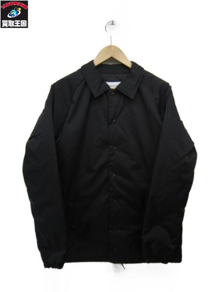 NANGA×OSHMAN'S ダウンコーチジャケット 黒 M【中古】