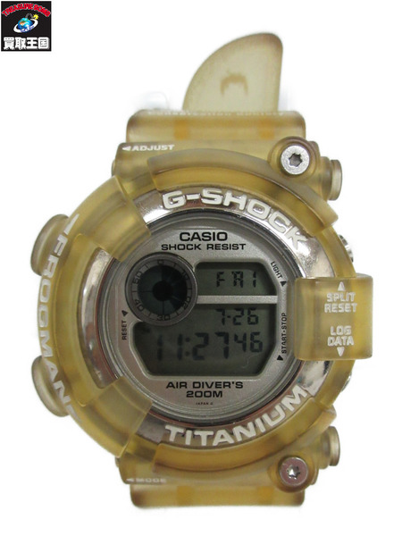 CASIO G-SHOCK DW-8201WC FROGMAN フロッグマン FROGMAN【中古 G-SHOCK DW-8201WC】, 福岡市:30885e11 --- officewill.xsrv.jp