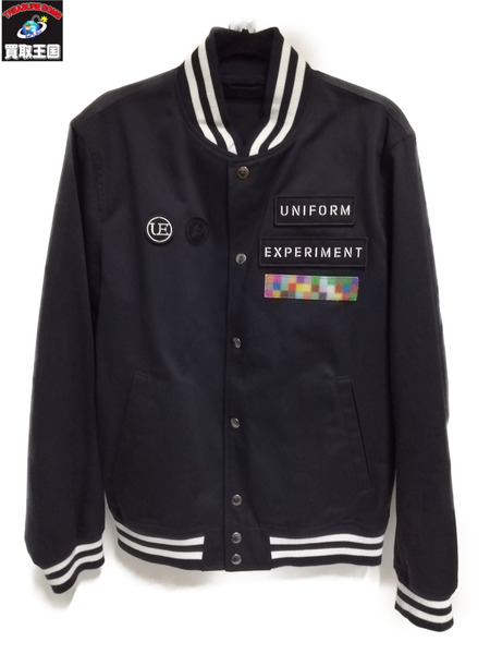 uniform experiment/19SS/スタジャン/UE-190000/3【中古】
