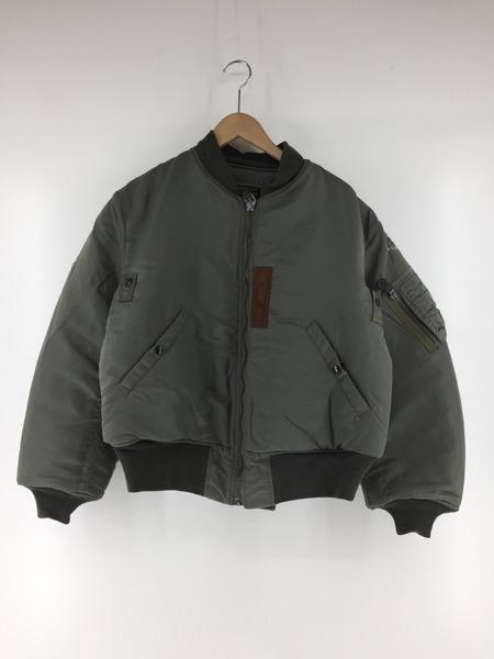 MA-1 Rickson's Buzz フライトジャケット L【中古】