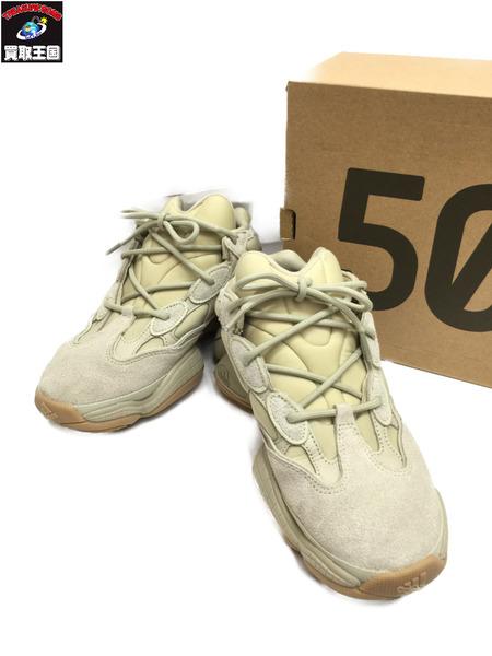adidas YEEZY 500 26cm アディダス カニエウエスト イージー【中古】[▼]