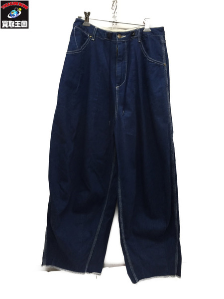 Needles H.D. Pants-Painter 9oz Denim sizeXS ブルー【中古】