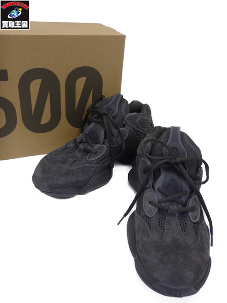adidas YEEZY 500 UTILITY BLACK 28.5【中古】