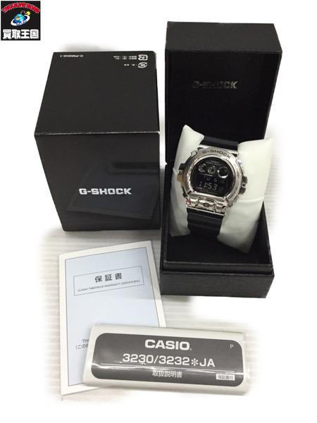 G-SHOCK 6900SERIES GM-6900-1JF メタルベゼル 【中古】