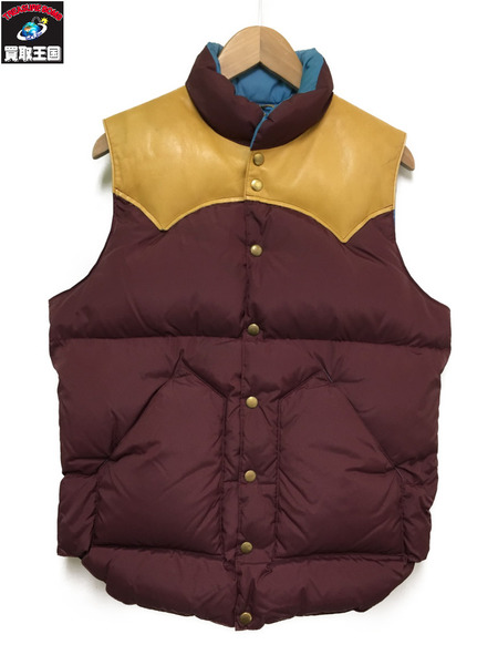 Rocky Mountain FeatherBed ダウンベスト (40)【中古】