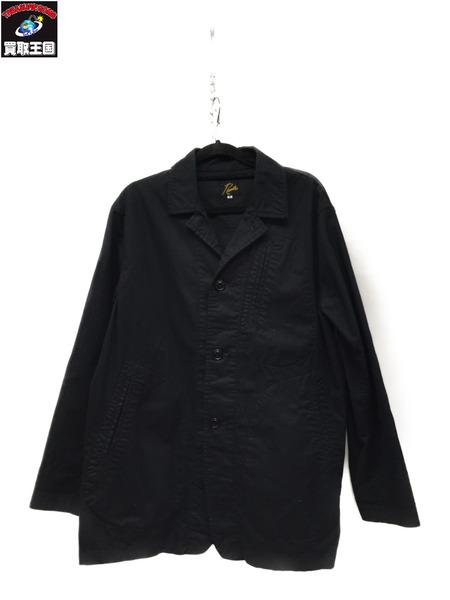 Needles ARROW JACKET Cotton Ripstop Black sizeS【中古】